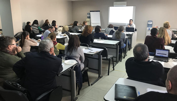 Training in Bulgarian Ports Infrastructure Company